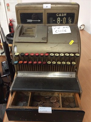 Lot 6-The National Cash Register Company Limited Till