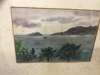Lot 10-Francis Edward James (1849-1920) watercolour