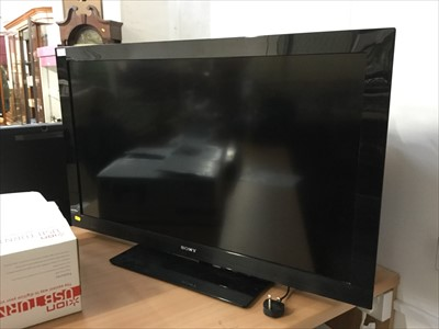 "Lot 5-Sony Bravia 40"" LCD Television, model no. KDL- 40CX523 together with remote"
