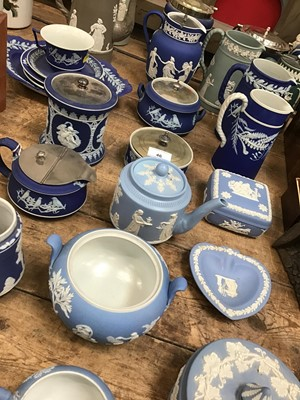 Lot 46-Collection of 20th century Wedgwood