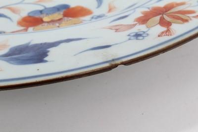 Lot 19 - Chinese Imari dish