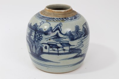 Lot 9-Chinese porcelain items