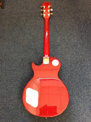 Lot 9-Rochester electric guitar