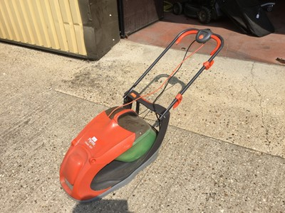 Lot 10-Flymo Glider 350 electric lawnmower with power lead