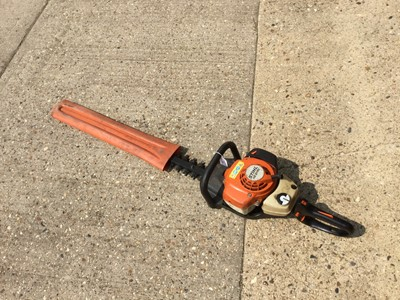 Lot 19-STIHL HS 81RC petrol hedge trimmer