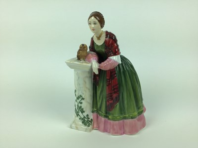 Lot 7-Royal Doulton limited edition figure - Florence Nightingale HN3144, no 3731 of 5000