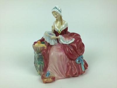 Lot 15-Royal Doulton figures - Penelope HN1901