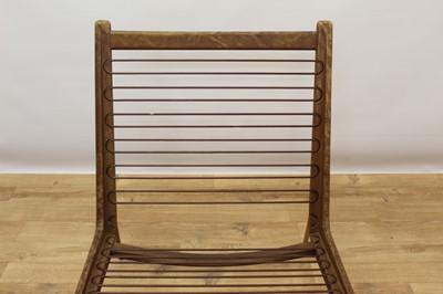 Lot 733 - 1960s France & Son, Denmark teak designer chair