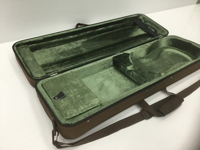Lot 17-Good quality fitted violin case