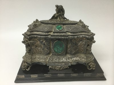 Lot 10-Of early motoring interest: The Liverpool Motor Club - The Border Challenge Trophy
