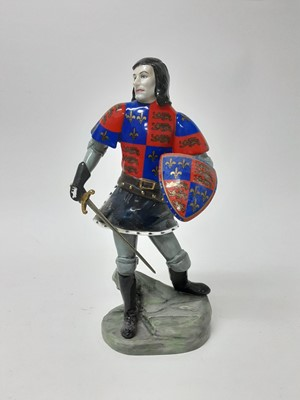 Lot 185 - Royal Doulton figure - Lord Oliver as Richard III HN2881