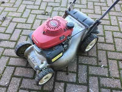 Lot 50 - Honda Izy GVC135 petrol lawnmower