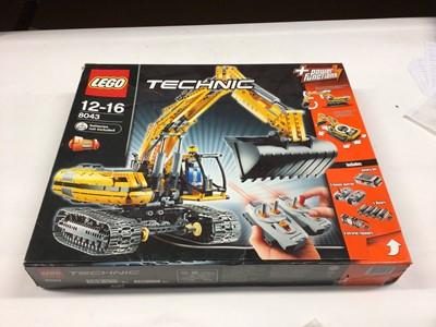 Lot 48 - Lego Technic 8042 Motorised Crawler with instructions, Boxed