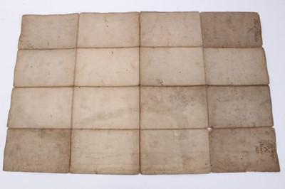 Lot 366 - Thomas Kitchin, 18th century engraved folding map of London, 1775