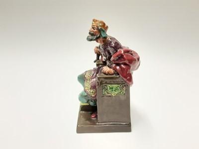 Lot 18 - Royal Doulton figure - The Old King HN2134