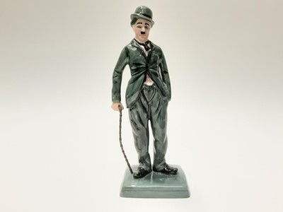 Lot 20 - Royal Doulton limited edition figure - Charlie Chaplin HN2771, number 2812 of 5000