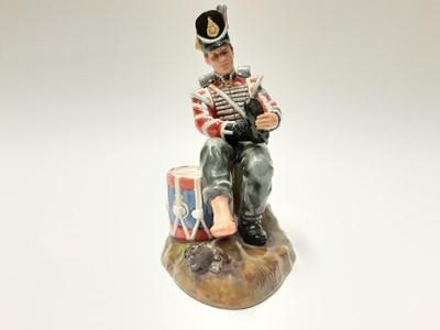 Lot 22 - Royal Doulton figure - Drummer Boy HN2679