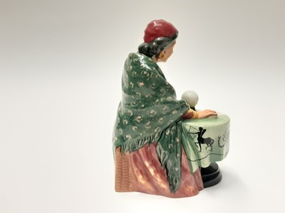 Lot 28 - Royal Doulton figure - Fortune Teller HN2159