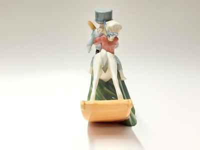 Lot 66 - Royal Doulton figure - Hold Tight HN3298