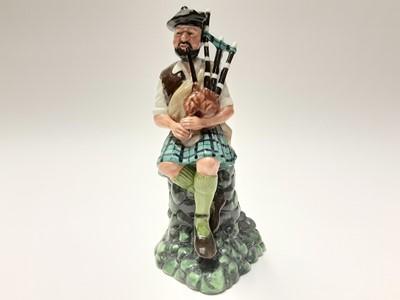 Lot 74 - Royal Doulton figure - The Piper HN2907