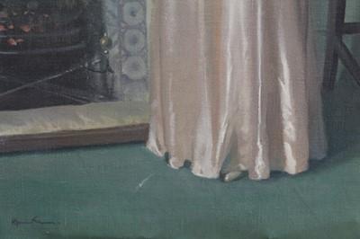 Lot 1188 - *Sir James Gunn (1893-1964) oil on canvas