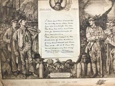 Lot 118 - Sir Frank Brangwyn (1867-1956), signed etching