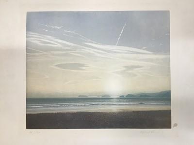 Lot 102 - Michael Fairclough (b. 1940), aquatint, pencil signed