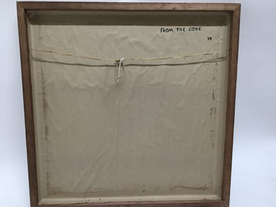 Lot 95 - Two Abstract metal sculpture panels