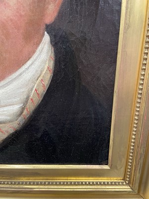 Lot 37 - Early 19th century portrait of Joseph Moses (1779-1952)