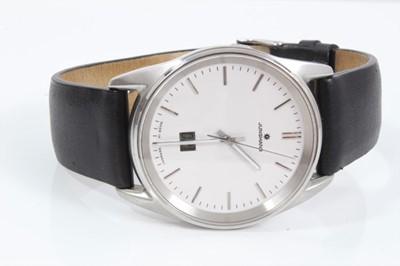 Lot 36 - Gentlemen's Junghans wristwatch in box