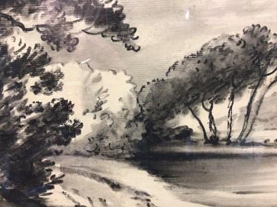 Lot 16 - Arthur Kemp Tebby (c. 1685- c. 1935) watercolour still life