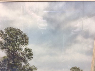 Lot 25 - Peter Robinson, (b. 1954) two watercolours, landscapes