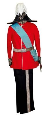 Lot 70 - The Rt. Hon. The Earl of Listowel KP, JP, DL, ( 1833-1924) , fine Victorian Irish deputy Lord Lieutenants dress uniform by Henry Poole
