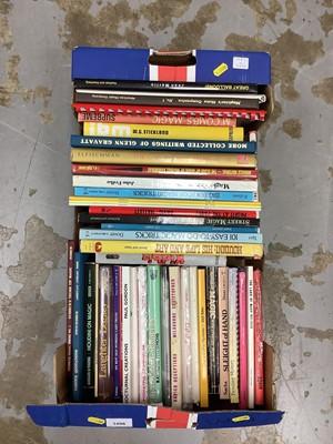 Lot 1496 - One box of various Magic Books