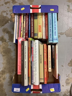 Lot 1494 - One box of various Magic Books