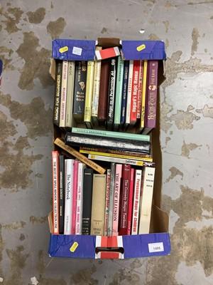 Lot 1495 - One box of various Magic Books