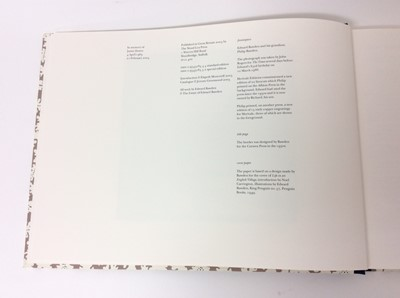 Lot 2 - Edward Bawden editioned prints by Jeremy Greenwood