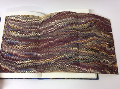 Lot 9 - Ann Muir - Harvesting Colour, Incline press 1999, no. 89 of 225 signed copies, slip case