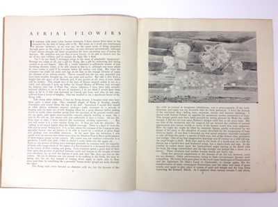 Lot 14 - Paul Nash, Monster Field, limited to an edition of 1000, together with Aerial Flowers