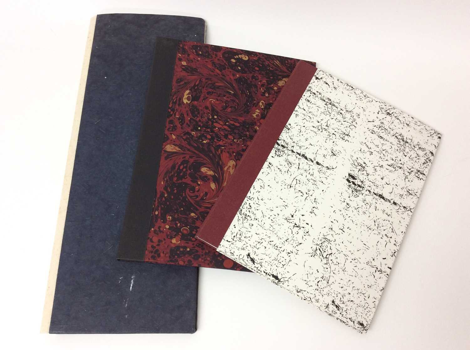 Lot 18 - P. J. Jackson - three very limited edition private publications