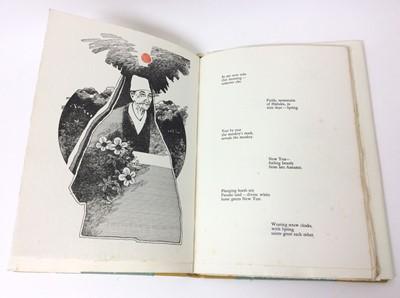 Lot 51 - Haiku of Basho, translated by Lucien Stryk, Embers Handpress, Norwich 1984, signed 65/80.