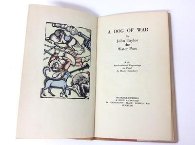 Lot 25 - John Taylor - A Dog of War