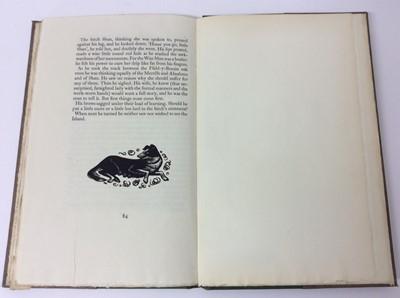 Lot 35 - Gwyn Jones - The Green Island, Golden Cockerel Press 1946, numbered  230/500