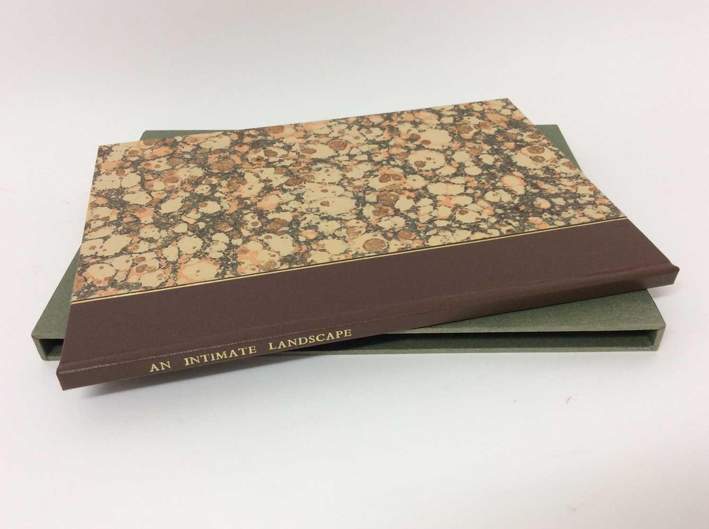 Lot 44 - Leonard Clarke -An intimate landscape, Nottingham Court Press, 1981, limited to 500