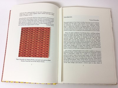 Lot 46 - In Praise of Patterned Papers, Incline Press, 200/300