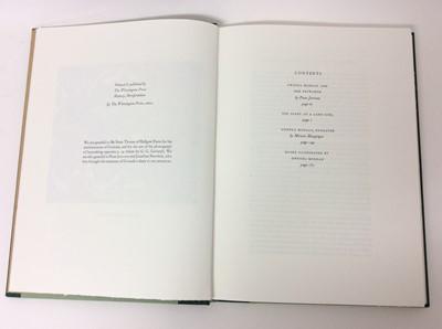 Lot 47 - Gwenda Morgan - The diary of a land girl, Whittington Press, 106/300