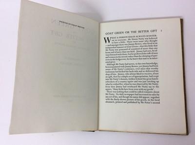 Lot 20 - Theodore Francis Powys, Goat Green, The Golden Cockerel Press 1937