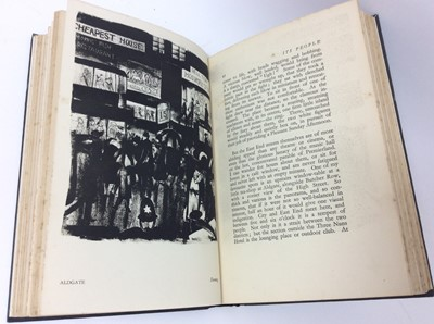 Lot 74 - Thomas Burke - The real East End, 1932 first edition