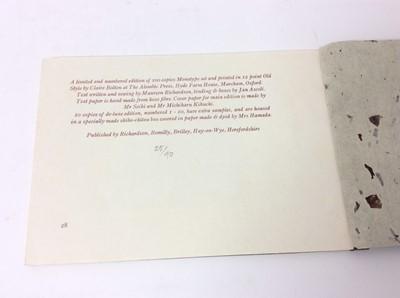 Lot 82 - Carolyn Trant - 'Gawain' together with a good group of private printed ((8)