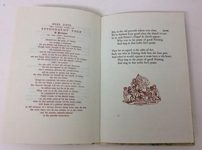 Lot 83 - A Primer of life along the Hammer Creek, John De Pol, seven further private press publications